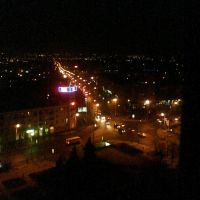 Ночной Мариуполь, Мариуполь