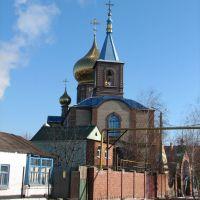 Церковь на Новоселовке, Мариуполь