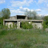 Заброшенный шахтный выход, Марьинка