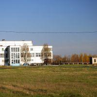Госпиталь ветеранов в Марьинке, Марьинка