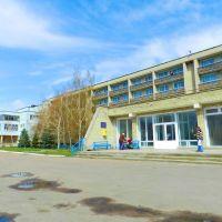Военный госпиталь, г. Марьинка., Марьинка