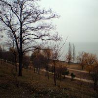 Спуск на городской пляж, Новоазовск