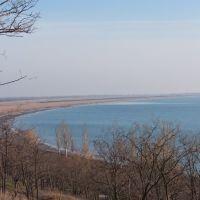 Береговая линия, Новоазовск