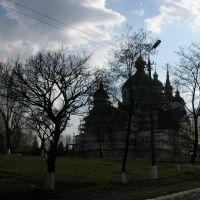 Церковь Рождества Пресвятой Богородицы в с Новоэкономическое, Новоэкономическое