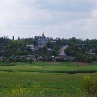 Вид  с Рассейки, Новоэкономическое