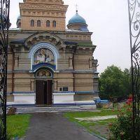 Церковь Рождества Пресвятой Богородицы, Новоэкономическое