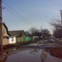 ул. Советская, Селидово