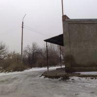 ул. Горького (пересечение с переулком Красногорским), Славянск