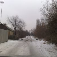 ул. Горького (пересечение с переулком Колхозным), Славянск