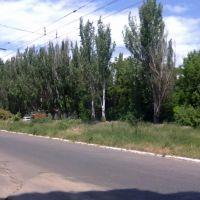 Бульвар Пасова, Славянск