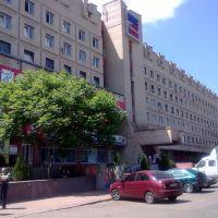 Налоговая, пенсионный, центр занятости (кубло коррупционеров), Славянск