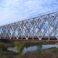 мост через р.Торец, Славянск