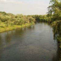 Река Кальмиус, Старобешево