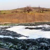 Слив Старобешевского водохранилища, Старобешево