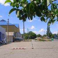 у большого перекрестка, Старобешево