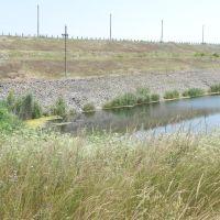 Плотина Старобешево, Старобешево