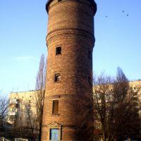 Водонапорная башня, Ясиноватая