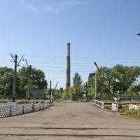 Проходная завода им.Фрунзе, 8.9.2009, Константиновка