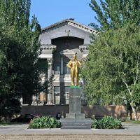 Кинотеатр им.Ленина. 8.9.2009, Константиновка