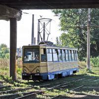 Путепровод над улицей Ленина.  8.9.2009, Константиновка