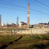 стекольный завод, Константиновка
