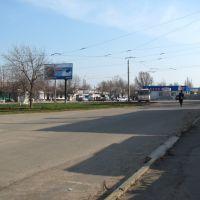 Центральный рынок., Константиновка