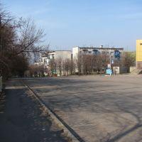 Улица Петровского., Константиновка