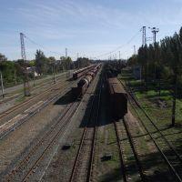 станция Констанотиновка, Константиновка