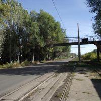 мост на КМЗ, Константиновка