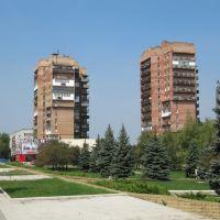 ►Константиновка, константиновские небоскрёбы, Константиновка