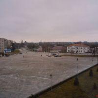 Центральна площа міста, Андрушевка