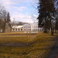 Маєток Терещенків - тепер школа, Андрушевка