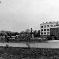 Андрушівка. Площа ім.Леніна. Травень 1984 року., Андрушевка