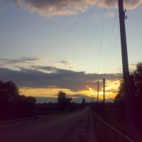 Дорога з Красної горки, Андрушевка