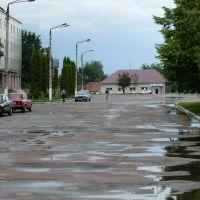 Площадь, Андрушевка