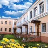 1 школа (начальные классы), Андрушевка