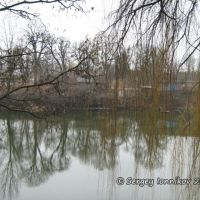 Андрушівка. Садиба Терещенко весна. Березень 2008, Андрушевка