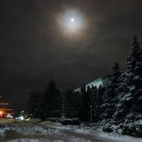 Ночь, Зима, Луна.../Night, Winter, Moon..., Барановка
