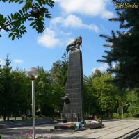 Площа Волі. Памятник воїнам-визволителям, Барановка