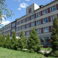 Поліклініка (нова), Барановка