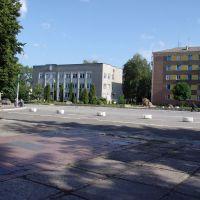 Площа Леніна, Барановка