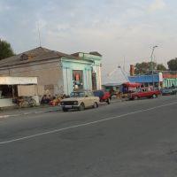 центр Баранівки, Барановка