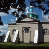 Церква, Бога нашого, Барановка