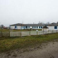 Школа, Белая Криница