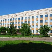 Районная поликлиника, Бердичев