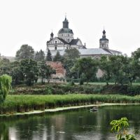 Монастырь Кармелитов Босых. Carmelite Monastery., Бердичев