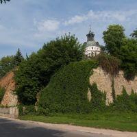 Бердичев, Стены монастыря босоногих кармелитов, Бердичев