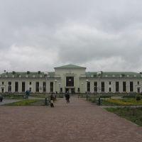 Железнодорожный вокзал, Броницкая Гута