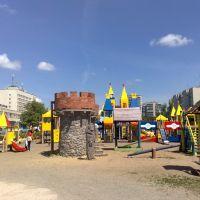 Детская площадка, Броницкая Гута
