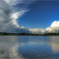 Озеро..., Быковка